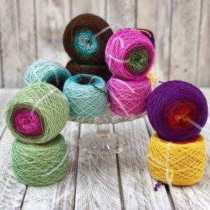 Yarn Candies